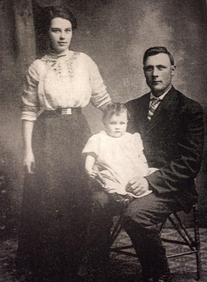 Hemmingsen Family 1911