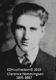 ClarenceHemmingsen